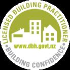 Licensed Builders Logo